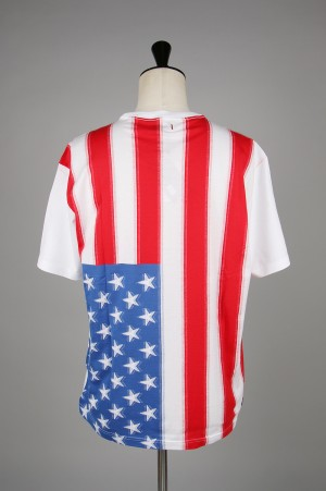 CLOT AMERICAN TEE / WHITE (CL-S19-0000-013)