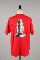 Geo Transformation T- Shirt/RED(GO-S19-0000-008)