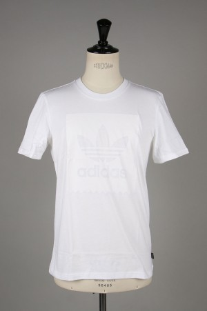 adidas Originals - Men - SOLID BLACKBIRD TEE (DU8331)