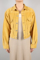 Pheeny Dobby Color Corduroy Jacket (PS19-BL02)