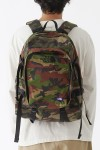 Camouflage CORDURA Nylon Day Pack - CAMOUFLAGE (NN7906N)