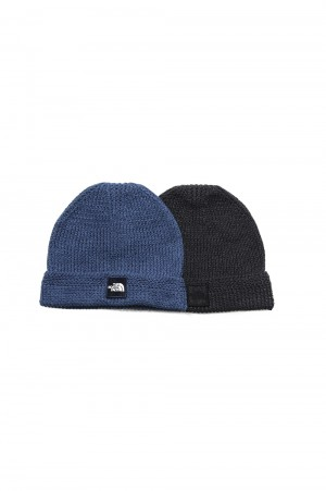 The North Face Purple Label - Men - Indigo Knit Cap - BLACK (NN8908N)