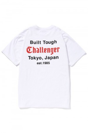 Challenger BUILT TOUGH POCKET TEE (CLG-TS 019-003)