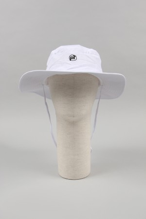 Purple Things -Men- PT FISHING HAT -WHITE- (PT-19A-022HT)