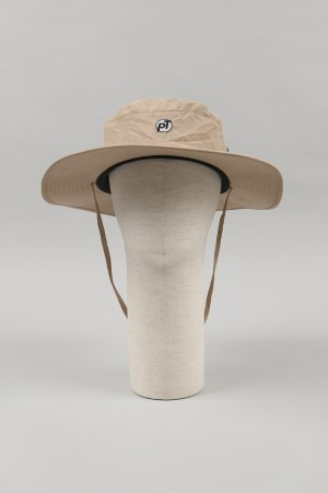Purple Things -Men- PT FISHING HAT -BEIGE- (PT-19A-022HT)