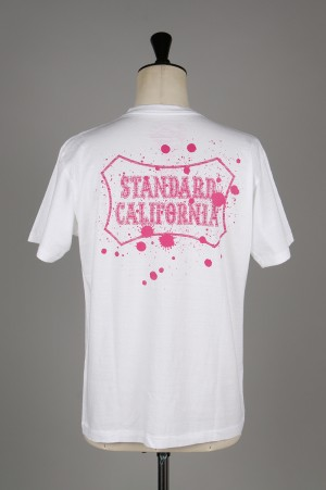 Standard California SD SPLASH SHIELD LOGO T