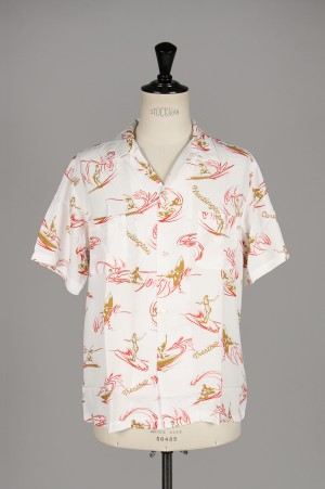 Standard California SD SURFER HAWAIIAN SHIRT