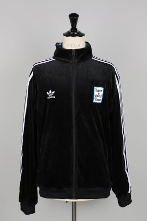 adidas originals × have a good time HAGT VELOUR TRACK TOP(DZ9233)