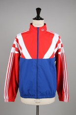 adidas Originals - Men - BALANTA TRACK TOP -ROYAL/RED (EE2338)