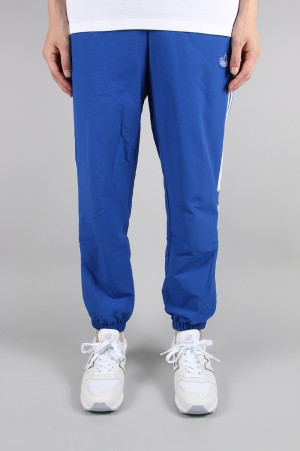 adidas Originals - Men - BALANTA TRACK PANTS -ROYAL/RED- (ED7128)