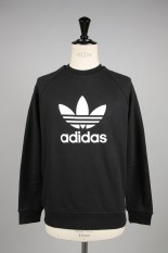 adidas Originals - Men - TREFOIL CREW -BLACK- (CW1235)