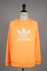 adidas Originals - Men - TREFOIL CREW -ORANGE- (EJ9679)7