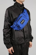 M+RC Noir ESSENTIAL BELT BAG / ELECTRIC BLUE