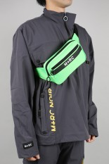 M+RC Noir RIPSTOP BELT BAG / GREEN