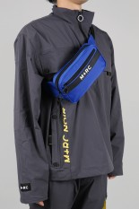 M+RC Noir RIPSTOP BELT BAG/ELECTRIC BLUE