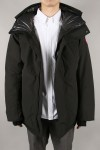 Canada Goose - Men - SANFORD PARKA - BLACK (3400M)