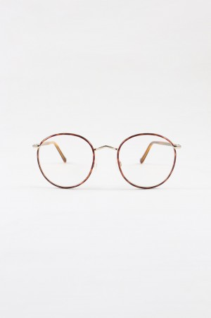 Moscot - Men - ZEV - BLONDE / GOLD
