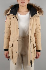 Arctic Explorer -Women- CHILL WITH FUR - SAND