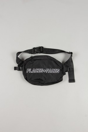 Places+Faces WAIST BAG/BLACK