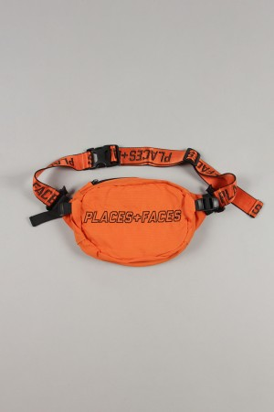 Places+Faces WAIST BAG/ORANGE