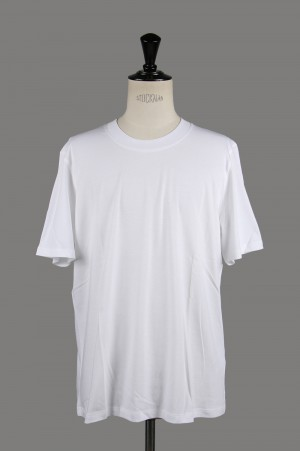 Jil Sander -Men- S/S CREW NECK T-SHIRT -ULTRA WHITE- (JSMP706020)