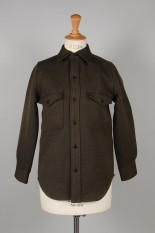 Madisonblue CPO SHIRT DOUBLE KERSEY (MB194-5033)