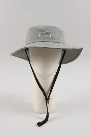A-Cold-Wall* BUCKET HAT/SLATE(ACW-MF19-ZBC)