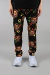 Facetasm -Men- FACE FLOWER PRINT PANTS (PIPPA-PT-M21)