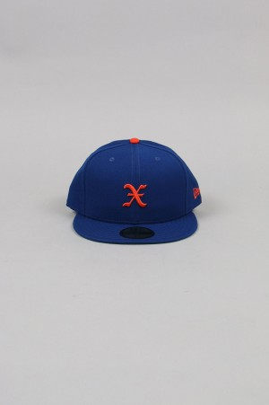 God Selection XXX GX-S19-HT-03/BLUE x ORANGE