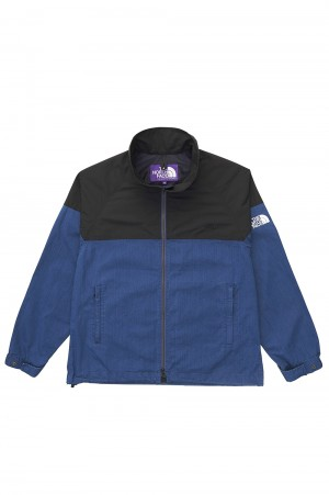 The North Face Purple Label - Men - Mountain Field Jacket - INDIGO (NP2952N)