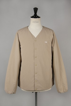 The North Face Purple Label - Men - Down Cardigan - BEIGE (ND2958N)