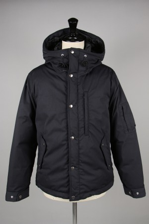 The North Face Purple Label - Men - 65/35 Mountain Short Down Parka - DARK NAVY (ND2966N)