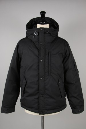 The North Face Purple Label - Men - 65/35 Mountain Short Down Parka - BLACK (ND2966N)