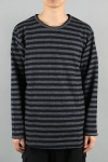 Ground Y Hem Difference L/S Cut and sew / NEAY (GC-T04-104-1A19)