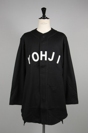 Y-3 -Men- Baseball Shirt / Black