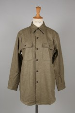 Madisonblue HAMPTON SHIRT FLANNEL -KHAKI (MB194-5034)