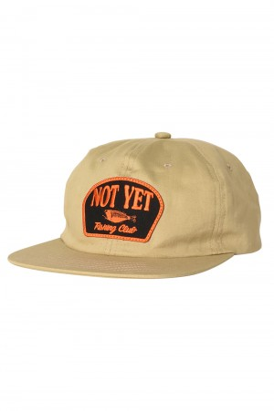 Standard California SD NOT YET FISHING CLUB TWILL CAP