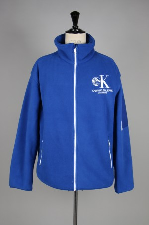 Calvin Klein Jeans Est.1978 GRAPHIC FLEECE JKT(CK-A19-0000-106)