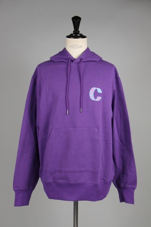 Clot OUT OF THIS WORLD LOOP HOODIE / PURLE(CL-A19-0000-042)