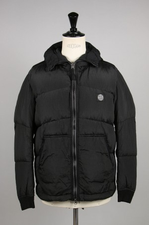 Stone Island DOWN JACKET -BLACK- (7115-40532)