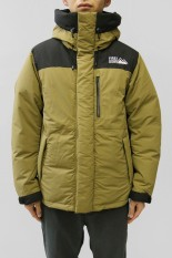 First Down - Men - MAURI Down Parka - KHAKI (642502C)