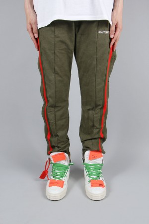 READYMADE SIDE SNAP TRACK PANTS (RE-CO-KH-00-00-59-2) size1