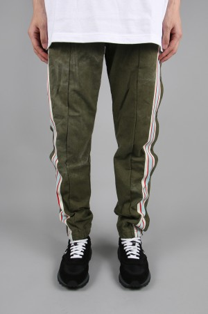 READYMADE SIDE SNAP TRACK PANTS (RE-CO-KH-00-00-72-4) size2