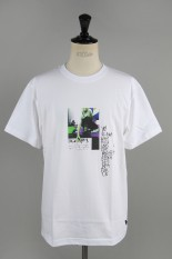 Mark Gonzales Tee - WHITE (MG20S-T13)