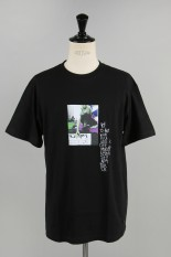 Mark Gonzales Tee - BLACK (MG20S-T13)