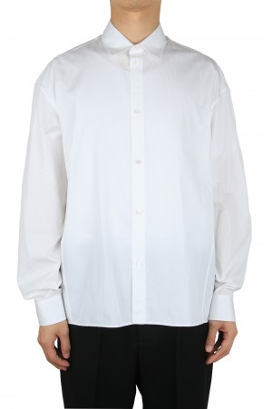 Jil Sander -Men- THURSDAY COTTON POPLIN SHIRTS (JSYQ600305)