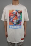Heron Preston T-SHIRT OVER HERON COLORS/WHITE(HMAA013S209140212688)