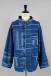 Porter Classic AFRICAN COTTON CHINESE JACKET (PC-033-1296)