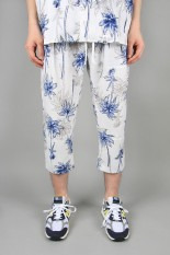 Magic Stick Hawaiian Chillin' Cropped Trouser(20SS-MS4-036)