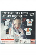 doublet CAPSULE TOY COMPRESSED T-SHIRT (1 SET CONTAINS 5 T-SHIRT)